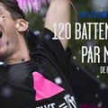 120 battement par minute